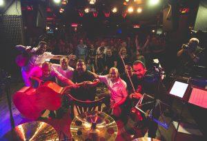 Concierto de Omar Acosta & Venezolada en París @ Le Bal Blomet