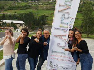 Masterclass Le Altre Note, Italia